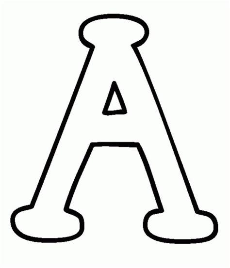 dibujos de puntos y colorear colorear letras abecedario