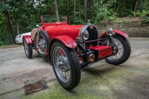 A 1929 bugatti type 35. Bugatti Type 35 37 Replica Kit Car for sale: photos, technical specifications, description