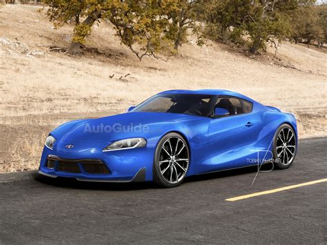 Toyota Supra Reportedly Debuting This October » Autoguide