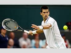 Djokovic I needed some time off tennis Essentially Sports