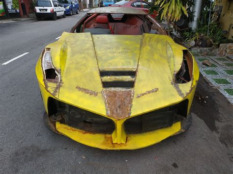 How much horsepower you really need for your car? Balling on a budget: Steel LaFerrari replica shows up in Malaysia