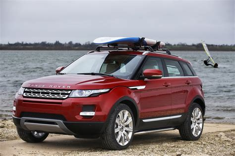 Range Rover Evoque Uk Pricing