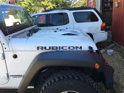 jeep hood 2018 jeep wrangler 39 s hood ends up bought from a scrap yard