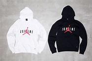 Jordan x Supreme clothing collection