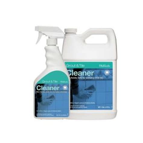 custom building products tile lab grout and tile cleaner
