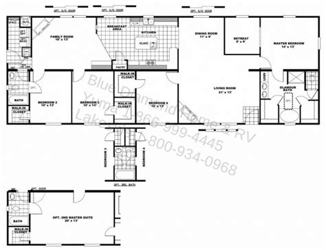 house plans with in suites luxury ranch style house plans with two master suites