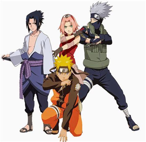 Koleksi Galeri Koleksi Lengkap Gambar Tim Sakura Naruto
