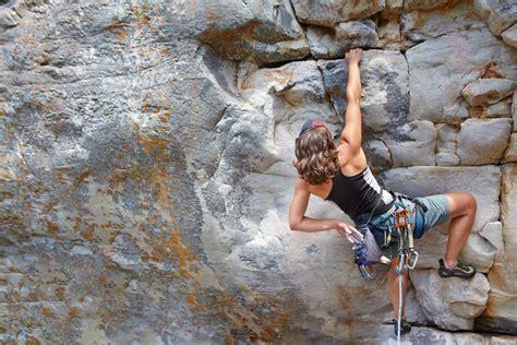 Basic Skills Needed For Rock Climbing