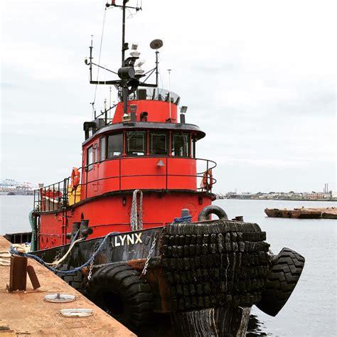 Tugboat Rental by Sterling Epuipment Providion Equipment Rentals Tugboat For