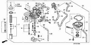 2007 Honda Crf150f Jet  Main   90   Engine  Carburetor