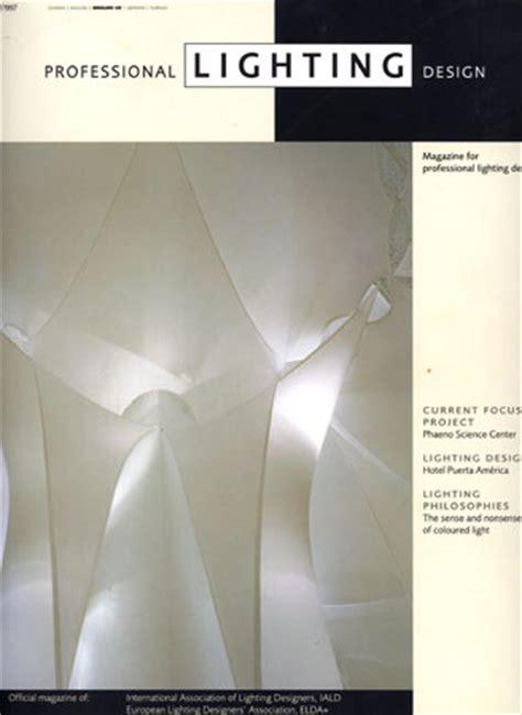 lighting and decor magazine gisela stromeyer design publications