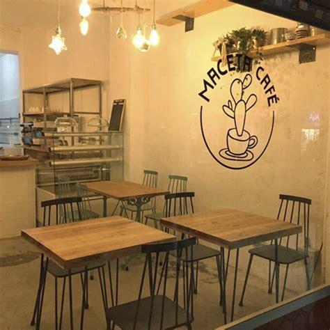mesa restaurante loft estilo industrial varilla madera chicago