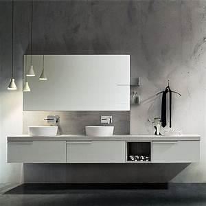 Waschtischunterschrank Mit Aufsatzwaschbecken : waschtischunterschrank design ~ Indierocktalk.com Haus und Dekorationen