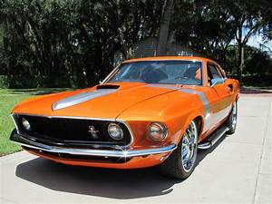 Ford Mustang Mach I showcar Protouring Restromod Classic 1970 1969 - Classic Ford Mustang 1969 ...