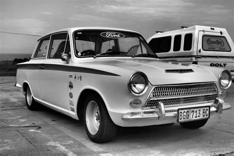 "Ford Cortina | This is the one with the ""peace sign"" tail ..."