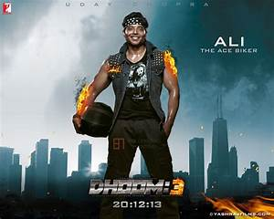 Uday Chopra   Dhoom 3 Movie Motion Picture Photo #117