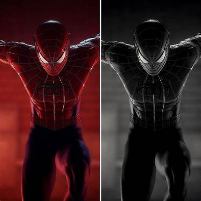 Suit Raimi Ps4 Spider Spiderman Suits Wallpapers