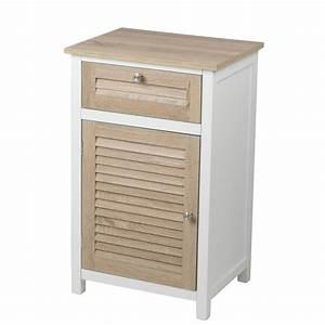 Porte De Meuble : meuble de rangement 1 porte 1 tiroir maison fut e ~ Teatrodelosmanantiales.com Idées de Décoration