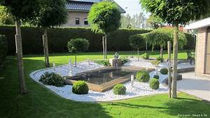 Jardin paysager contemporain design dootdadoocom for Photos amenagement jardin paysager 1 archambault paysage conception damenagement paysager et