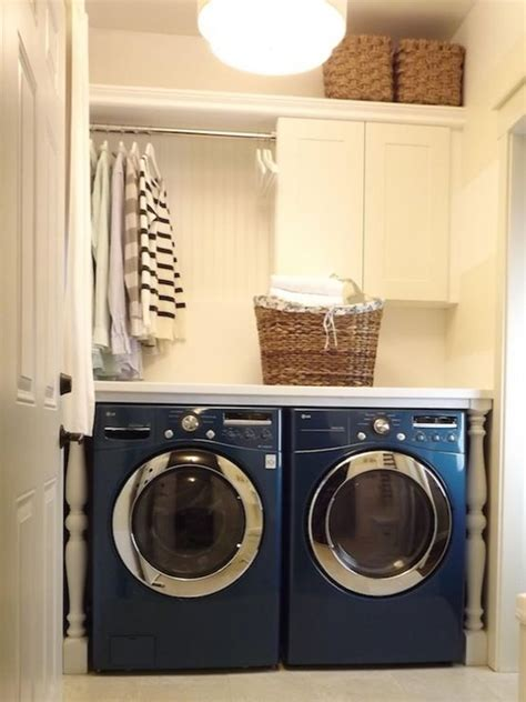 washer and dryer countertop stunning laundry room with lg front load washer dryer in