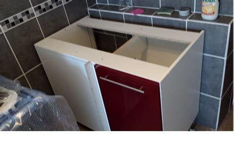 meuble angle cuisine brico depot 2 meuble d angle mettre 233vier question lertloy com
