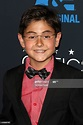 Actor Blake Garrett Rosenthal attends the 5th annual Critics' Choice... News Photo - Getty Images
