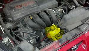 Howtorepairguide Com  2000 Toyota Celica  Bleeding Radiator