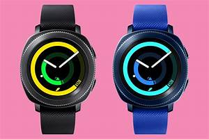Samsung Introduces New Fitness Products  Gear Sport Watch
