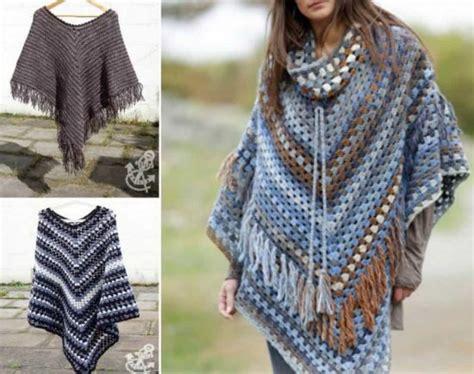 Crochet Poncho Free Pattern All The Best Ideas