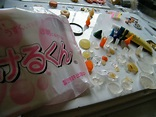 Cute spooky sweet miniatures and BJD dolls: Sukerukun Transparent Japanese Resin Clay review