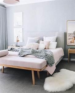 les 25 meilleures idees de la categorie chambres gris With chambre grise et rose