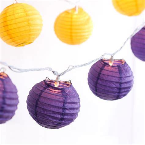 mini lantern string lights