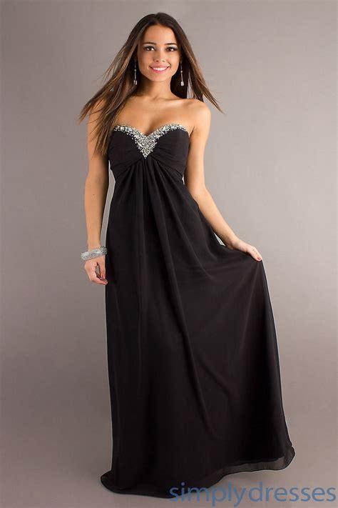 Long-black-prom-dresses-under-100-WMmH   Dresses Trend