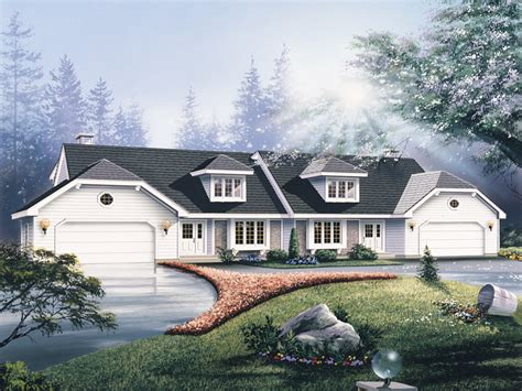 lakeside multi family duplex plan   house plans