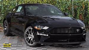 New 2020 Ford Mustang EcoBoost Premium 2D Coupe in San Jose #CFD13423 | Capitol Ford