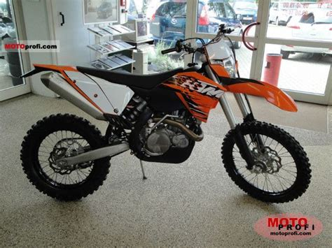 ktm 450 exc 2010 specs and
