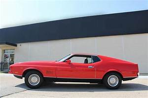 1971 FORD MUSTANG MACH 1 FASTBACK - 161938