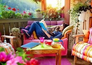 Ideen Zur Balkongestaltung : balkongestaltung ideen so wird der balkon zur oase ~ Markanthonyermac.com Haus und Dekorationen