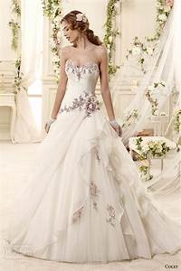 colet 2015 wedding dresses wedding inspirasi page 4 With color embroidered wedding dress