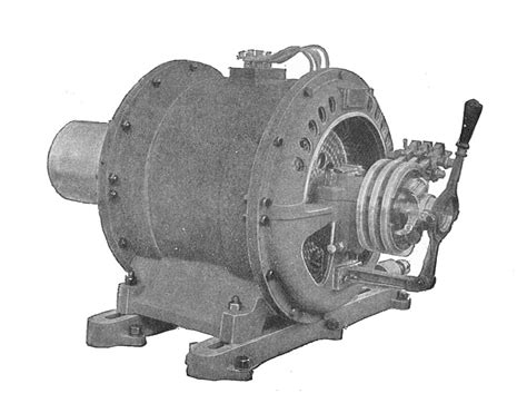 An Electric Motor by File Electric Motor With Slip Ring Starting Device Rankin