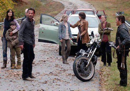walking dead season 3 filming underway masslive