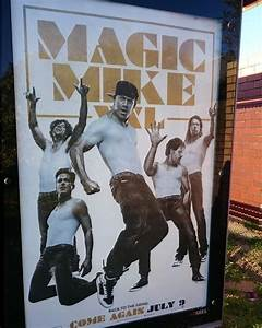 My Xxl Poster : magic mike xxl poster censored australian promo one sheet seemingly covers star 39 s glistening ~ Orissabook.com Haus und Dekorationen