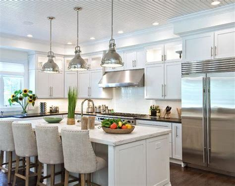 Decorating Your Kitchen With Pendant Lights-paperblog