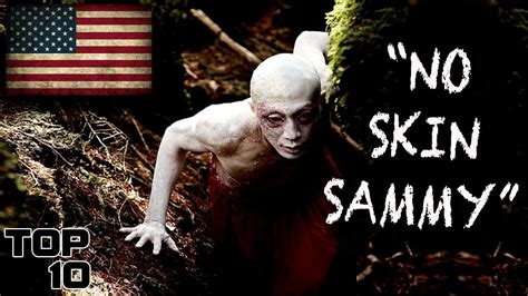 Best Scary Top 10 Scary American Legends Part 2 Facts Pros