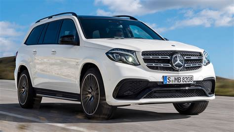 Review Mercedes Gls Class by Mercedes Gls Debuts The S Class Among Suvs