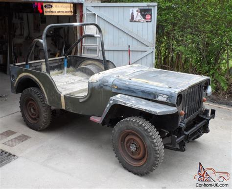Jeep Kit Cars by Suzuki Sj Jago Willys Jeep Replica Real 4x4
