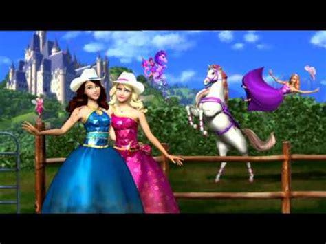 Bandeannonce Barbie Apprentie Princesse Doovi