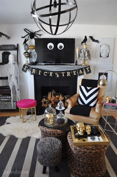 50 Halloween Home Decor Ideas  Halloween Ideas Fall