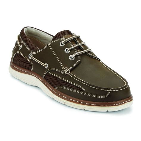 Boat Shoes by Dockers Lakeport Casual Boat Shoe Olive Rudolph