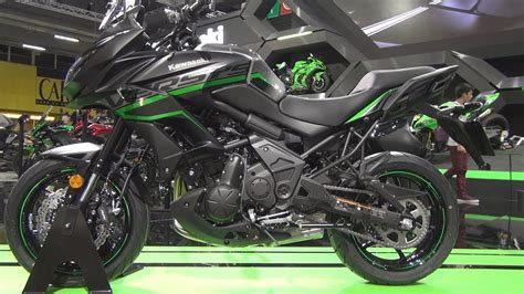 Kawasaki Versys 650 2019 by Kawasaki Versys 650 2019 Exterior And Interior